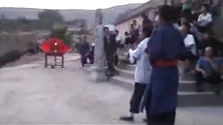 甘谷甘霖寺、善化寺菩萨爷来东川蒋家圆通寺行湫庙会
