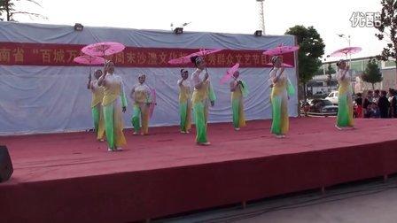 中老年舞蹈《江南雨》