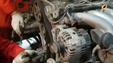 汽车维修学校 汽车修理学校汽车更换正时皮带