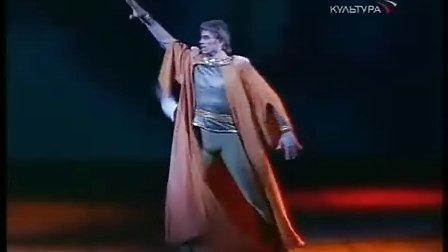 现代芭蕾 麦克白 双人舞(Svetlana Zakharova and Andrei Uvarov)