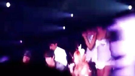 [Fancam]091219 少女时代 一巡首尔演唱会 Jessica solo 1