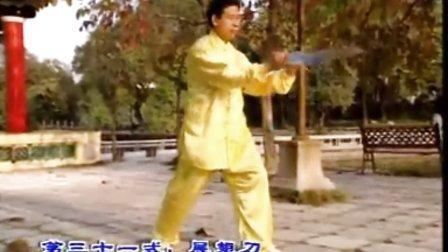 彭南系咏春拳系统教程 --蝴蝶双刀(八斩刀)