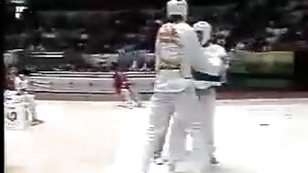 【侯韧杰 TKD 比赛篇】之 跆拳道1988-1997比赛(6)