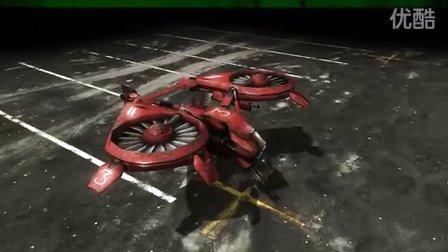 红警3高清飞机演示动画——学生作品