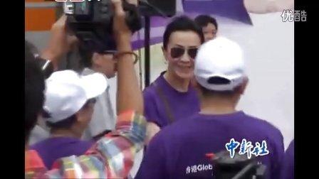 刘嘉玲大方面对被绑架事件 表示感谢绑架者