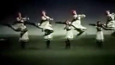1976年舞蹈《草原女民兵》