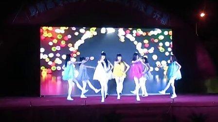 阜新高等专科学校2013年大学生文化节开幕式2