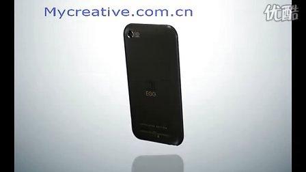 创新Zii Egg播放器开始向开发者发放:起价199美元,上市日期不明