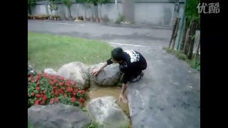 2010.2.27 徐杰  久大羊牧場玩水