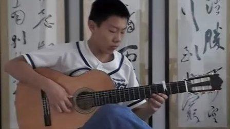 时间飞逝  于佩琦  (小蒋吉他No:134)