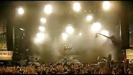 活结乐队05年演唱会