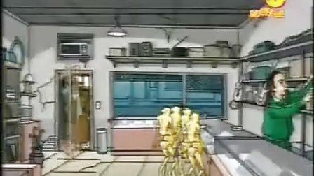 黑衣人第40集《灭绝边缘》