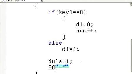 单片机-编程5