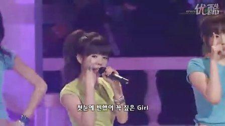 少女时代-Gee高清MTV