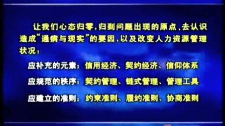 【餐饮酒店】夏连悦-(时代光华)餐饮酒店人力资源管理的四份契约【12集12讲】