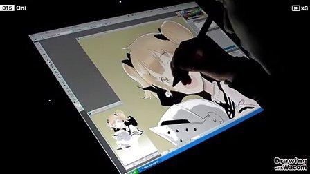 キャラクターデザイナーQni Live Painting [www.keepvid.com](1)