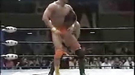 2010.07.25 全日本摔角 大和ヒロシ vs 佐藤光留