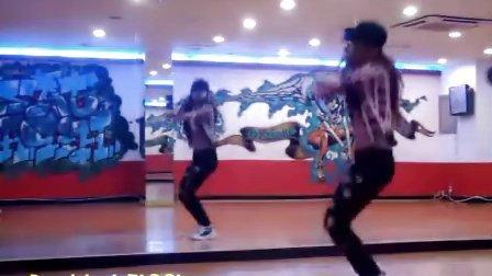 【丸子控】T-ara&超新星 - TTL(Time to Love) 舞蹈教学3 (镜面分解)