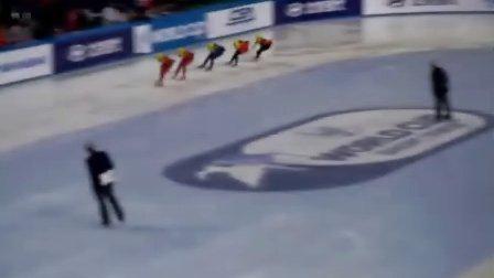 短道速滑 女子1000米决赛(松江大学城体育馆)
