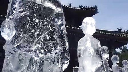 冰小孩:太热了,请救救我们的未来!