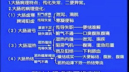 66《中医基础理论》病机:脏腑病机----胃、小肠、大肠、膀胱、三