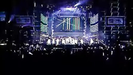 2009飞轮海南京演唱会震撼开场
