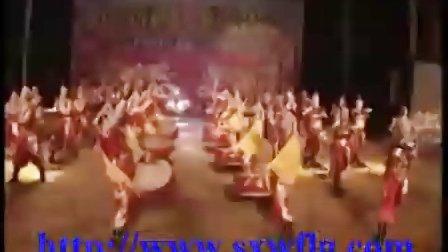 舞台式威风锣鼓隆鑫魂