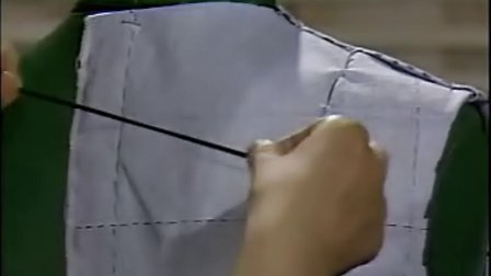 服装设计教程 服装立体裁剪讲座7-4