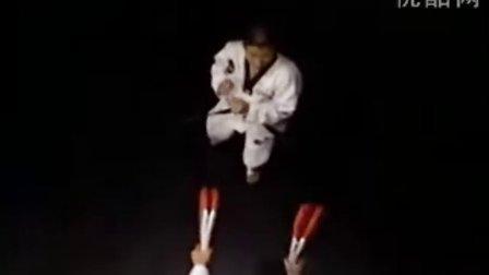 跆拳道基本腿法教学1
