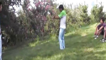 烟台另跑者跑酷社09夏季训练视频