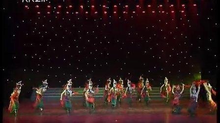 13 北京市第十三届舞蹈比赛:群舞1《篝火旺_   订购高清www.hfz2013.com