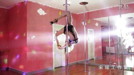 宋瑶钢管舞2013最新视频