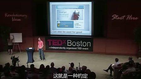 TED,世界第一的遊戲社交圈,2010