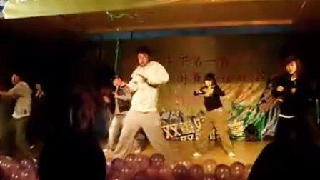 丛林小怪JFD 2008专场 (hiphop)