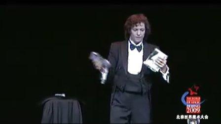 舞台魔术 报纸复原(09)马蒂诺(希腊)