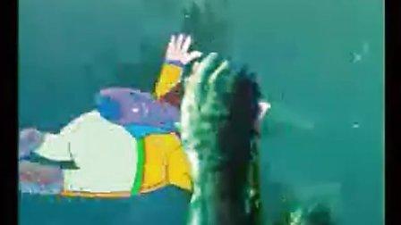 蓝猫淘气海洋系列--嗜杀成性的逆戟鲸