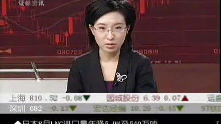 09年9月24日孟一CCTV证券资讯-期货时间