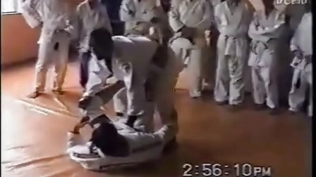 TERERE Seminar-Passing the Guard (Posture and more