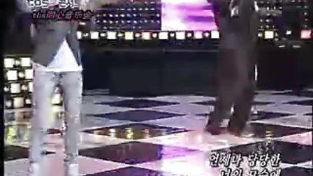 【封封视频】【韩国混音组合 高耀太新曲 夏娃的警告 现场】