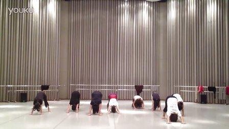 上海金星舞蹈团培训班活动组合