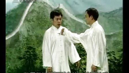 萧氏府内太极拳散手技法
