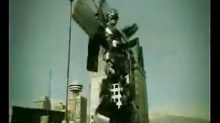 雪铁龙汽车广告之狂舞机器人