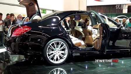内外实拍巴博斯基于全新奔驰S级轿车打造 Brabus 850 ~iBusiness~