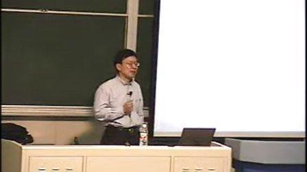 微软中国研究院讲座 沈向洋 01