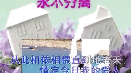 京山刘先生胡小姐婚庆片头
