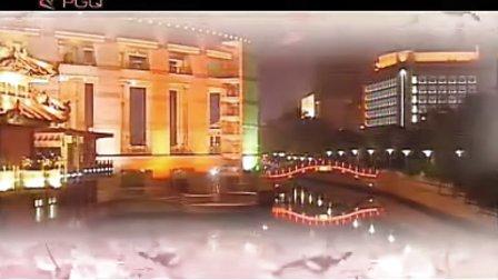 实拍:泉城济南夜景