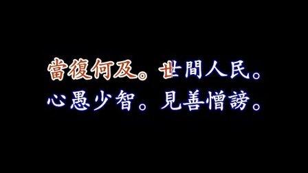 《佛说无量寿经》道证法师6