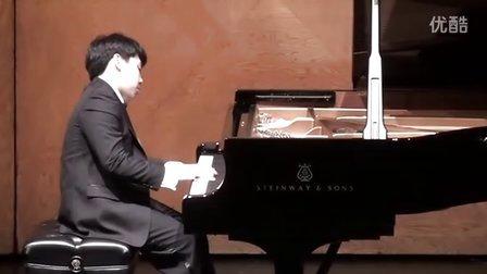 黎卓宇(George Li)弹奏李斯特第三号安慰曲