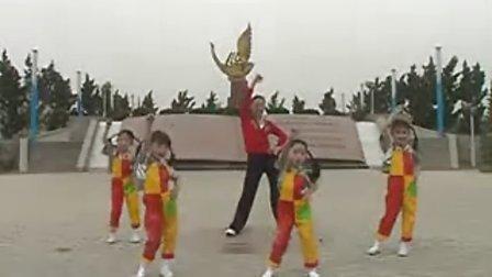 幼儿舞蹈之《我最棒》