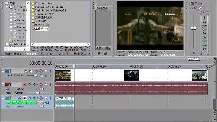 简易的视频制作教学(安装、录制、剪辑、合成、转码)